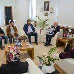 DSC 0777 150x150 - Rektör Alişarlı, Açık Kapı Halk Gününde Boluluları Misafir Etti
