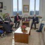 DSC 0888 150x150 - Bolu Fiziksel Engelliler Derneği'nden Rektör Alişarlı'ya Ziyaret