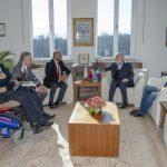 DSC 0891 150x150 - Bolu Fiziksel Engelliler Derneği'nden Rektör Alişarlı'ya Ziyaret