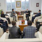 DSC 2524 150x150 - Yeniden Refah Partisi Bolu Yönetiminden Rektör Alişarlı'ya Ziyaret