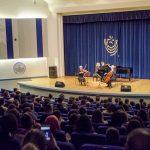 DSC 6134 150x150 - Üniversitemizde Piyanolu Trio Konseri Düzenlendi
