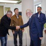 DSC 6223 1 150x150 - Rektör Alişarlı, Açık Kapı Halk Gününde Boluluları Misafir Etti