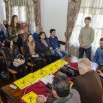 DSC 9929 150x150 - Kültür-Sanat Okulu '3. Köroğlu Yazarlık Mektebi' Eğitimlerine Başladı