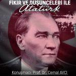kasım2019 150x150 - Fikir ve Düşünceleri ile Atatürk / Konferans