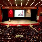 salon 150x150 - Üniversitemiz 2019-2020 Akademik Yılı Açılışı, Sayın Binali Yıldırım'ın Teşrifleriyle Gerçekleştirildi