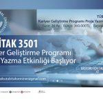tübitak 3501 2019 11 150x150 - TÜBİTAK 3501 Kariyer Geliştirme Programı Proje Yazma Etkinliği Başlıyor