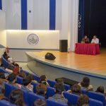 DSC 4112 150x150 - Tarihçi Zoltan Bolek, BAİBÜ'de Türk-Macar İlişkilerini Anlattı