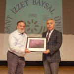 DSC 4171 150x150 - Tarihçi Zoltan Bolek, BAİBÜ'de Türk-Macar İlişkilerini Anlattı