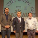DSC 4181 150x150 - Tarihçi Zoltan Bolek, BAİBÜ'de Türk-Macar İlişkilerini Anlattı