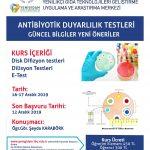 Kurs Duyurusu Hk  150x150 - YENİGIDAM Antibiyotik Duyarlılık Testleri Kursu / 16-17 Aralık 2019