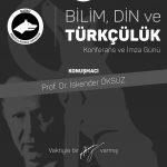 bilim 150x150 - Bilim, Din ve Türkçülük / Konferans ve İmza Günü
