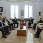 DSC 7849 150x150 - Cumhurbaşkanı Başdanışmanı Yalçın Topçu'dan, Rektör Alişarlı'ya Ziyaret