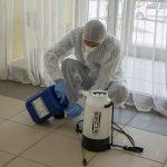 DSC 1483 150x150 - BAİBÜ'de Koronavirüse Karşı Kapsamlı Dezenfeksiyon Yapıldı
