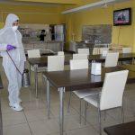 DSC 1496 150x150 - BAİBÜ'de Koronavirüse Karşı Kapsamlı Dezenfeksiyon Yapıldı