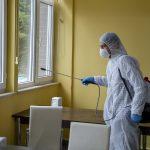 DSC 1512 150x150 - BAİBÜ'de Koronavirüse Karşı Kapsamlı Dezenfeksiyon Yapıldı