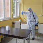 DSC 1513 150x150 - BAİBÜ'de Koronavirüse Karşı Kapsamlı Dezenfeksiyon Yapıldı
