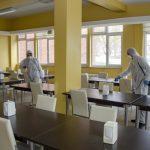 DSC 1522 150x150 - BAİBÜ'de Koronavirüse Karşı Kapsamlı Dezenfeksiyon Yapıldı