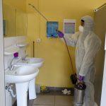 DSC 1536 150x150 - BAİBÜ'de Koronavirüse Karşı Kapsamlı Dezenfeksiyon Yapıldı