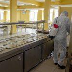 DSC 1575 150x150 - BAİBÜ'de Koronavirüse Karşı Kapsamlı Dezenfeksiyon Yapıldı