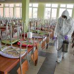 DSC 1604 150x150 - BAİBÜ'de Koronavirüse Karşı Kapsamlı Dezenfeksiyon Yapıldı