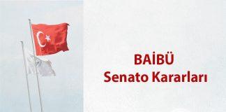 senato1 324x160 - BAİBÜ'de Uzaktan Öğretim Dersleri Başlıyor