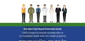 tesekkür2 324x160 - BAİBÜ'de Uzaktan Öğretim Dersleri Başlıyor
